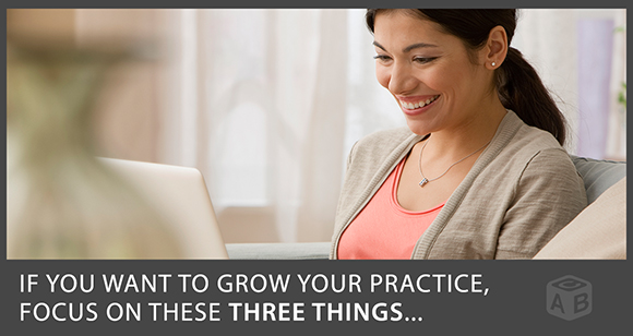 The Only Three Ways to Grow Your Psychotherapy Practice