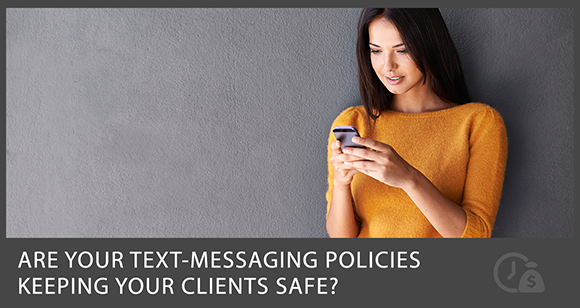 The Legalities and Ethics of Texting Your Psychotherapy Clients